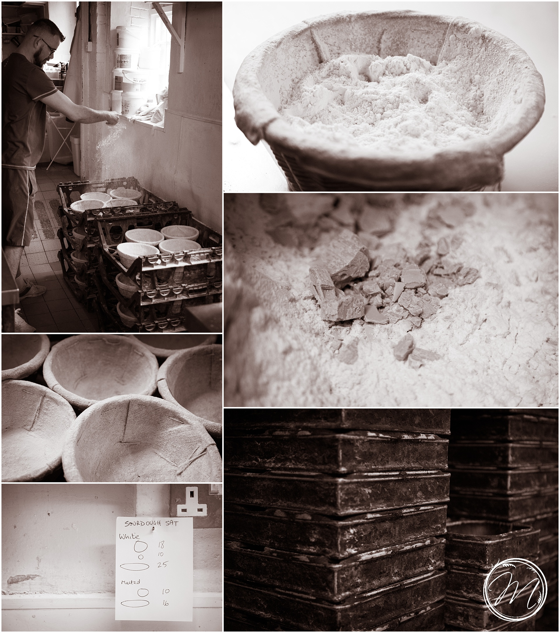 Images of Leakers bakery in Bridport